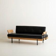 Holz|Sofa