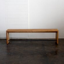 Holz Bench