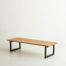 【Knot】Coffee table  / Oak