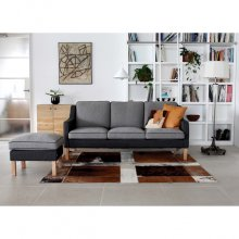 <img class='new_mark_img1' src='//img.shop-pro.jp/img/new/icons20.gif' style='border:none;display:inline;margin:0px;padding:0px;width:auto;' />Owl 3seat Sofa + Ottoman
