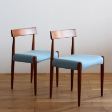 <img class='new_mark_img1' src='https://img.shop-pro.jp/img/new/icons47.gif' style='border:none;display:inline;margin:0px;padding:0px;width:auto;' />Vintage Dining chair / Arne Hovmand Olsen(2脚set)