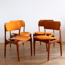 <img class='new_mark_img1' src='https://img.shop-pro.jp/img/new/icons47.gif' style='border:none;display:inline;margin:0px;padding:0px;width:auto;' />Vintage Dining chair / Erik Buch( 2脚set)