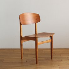<img class='new_mark_img1' src='https://img.shop-pro.jp/img/new/icons47.gif' style='border:none;display:inline;margin:0px;padding:0px;width:auto;' />Vintage Dining Chair / B&oslashrge Mogensen, model122 S&oslashborg M&oslashbler