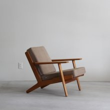 <img class='new_mark_img1' src='//img.shop-pro.jp/img/new/icons47.gif' style='border:none;display:inline;margin:0px;padding:0px;width:auto;' />Vintage 1Seat sofa / Hans J.Wegner, GE290