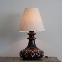Vintage Table lamp / Fat Lava