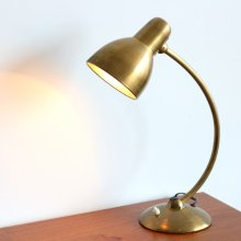 Vintage Desk lamp (Brass)