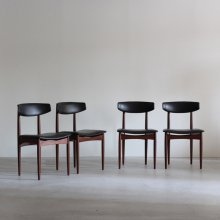 <img class='new_mark_img1' src='https://img.shop-pro.jp/img/new/icons47.gif' style='border:none;display:inline;margin:0px;padding:0px;width:auto;' />Vintage Dining chair(4脚set)