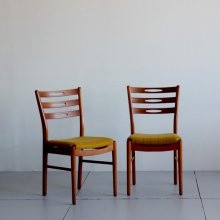 Vintage Dining chair / FARSTRUP(4脚set)