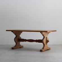 Vintage Refectory table / 1940's France