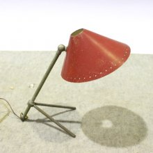 "【Before repair】Vintage Table or Wall mouont lamp / Hala Zeist, ""Pinocchio"""