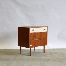 【Before repair】Vintage 3Drawers chest / 1960's UK