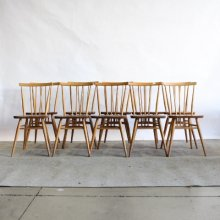 【Before repair】Vintage Stick back chair / Ercol