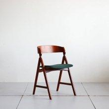 Vintage Dining chair / Henning Kjærnulf ( Bruno Hansen Møbelfabrik )