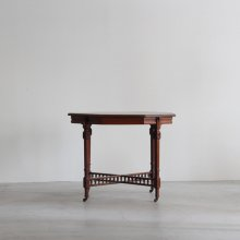 Antique Octagonal table / 1910's UK