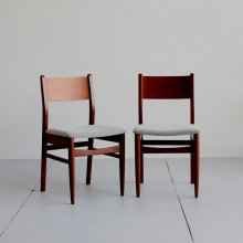 Vintage Dining chair 2脚set