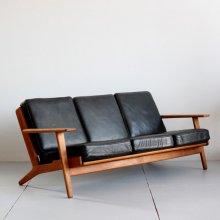 Vintage 3Seat sofa |Hans J.Wegner, GE290
