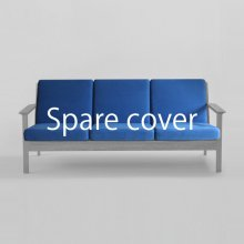【Tolime+】Spare cover (3 seat sofa 用)