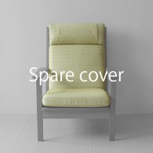 【Tolime+】Spare cover (High back chair 用)