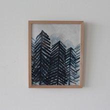 木々〈1点物〉
