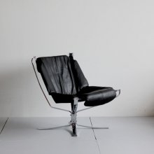 Vintage Easy chair / Sigurd Ressell , Falcon chair