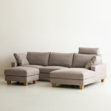 Dover|2seat sofa + Couch