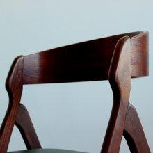 Vintage Dining chair / Henning Kjaernulf ( Bruno Hansen Mobelfabrik )