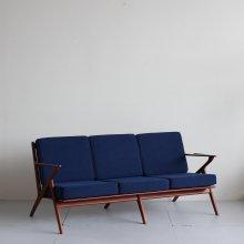 Klokken|3seat sofa