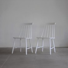 <img class='new_mark_img1' src='https://img.shop-pro.jp/img/new/icons20.gif' style='border:none;display:inline;margin:0px;padding:0px;width:auto;' />nord|Stick Back Chair White 2脚set(展示現品)