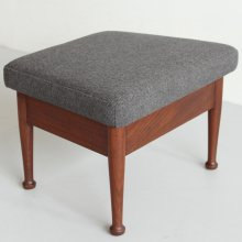 Vintage Ottoman / Guy Rogers