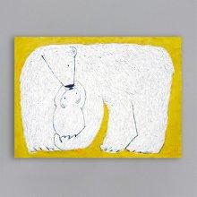 Polar bears〈1点物〉