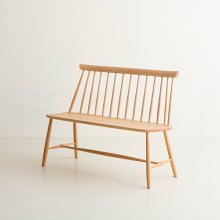 nord|Two seater chair Natural ※キャンペーン対象外