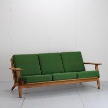 Vintage 3Seat sofa| Hans J.Wegner, GE290
