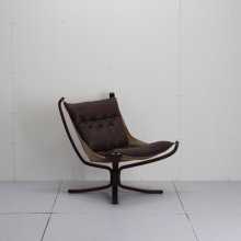Vintage Easy chair |Sigurd Ressell , Falcon chair