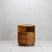 Vintage Corner cabinet|Nathan