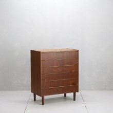 Vintage 6Drawers chest