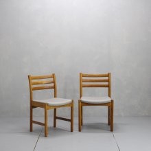 Vintage Dining chair|Poul M.Volther model343 (2脚セット)