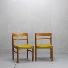 Vintage Dining chair  |Kurt Ostervig(2脚セット)