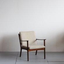 Vintage 1seat sofa|Ole Wanscher PJ.112