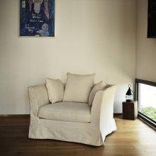 Regent Klassik Wide 1seat sofa