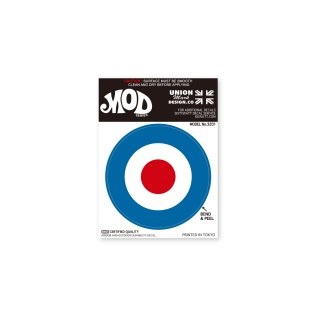 MOD ステッカー (ターゲット Sサイズ )