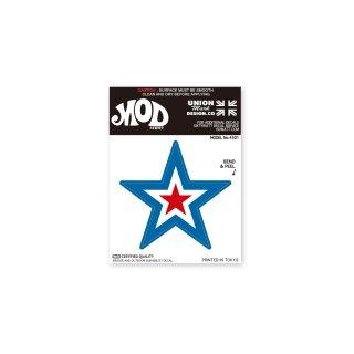 MOD ステッカー (スター  S サイズ)