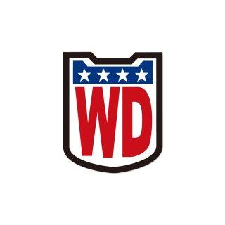 ワッキーダックシリーズ ステッカー WD5EMB