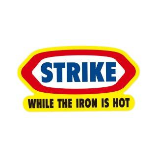 鉄は熱いうちに打て | コトワザステッカー PS056
