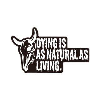 自然の成り行き | コトワザステッカー PS036