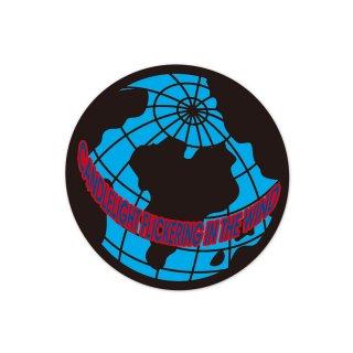 風前の灯| コトワザステッカー PS120