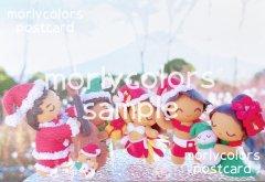 Morlycolors ポストカード 2
