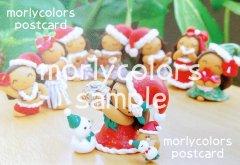 Morlycolors ポストカード 6