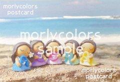 Morlycolors ポストカード 9