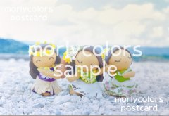 Morlycolors ポストカード 10
