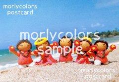 Morlycolors ポストカード 15